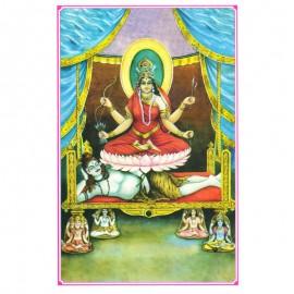Dus Mahavidya Goddess Tripura Sundari Photo