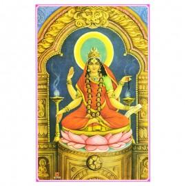 Dus Mahavidya Goddess Tripur Bhairavi Photo