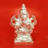 Lord Ganesha idol in Parad