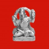 Lord Hanuman Idol in Parad