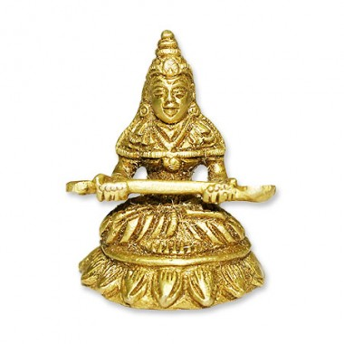 Annapurna Devi Idol In Brass
