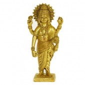 Dhanvantri Statue in Brass