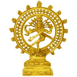 Natraj Statue In Brass