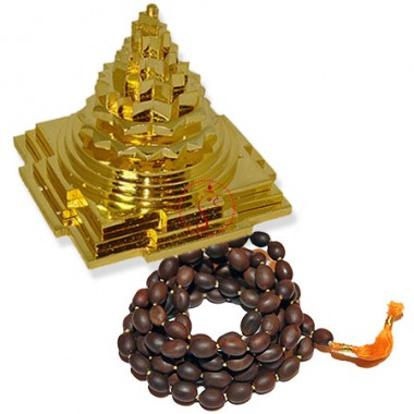 Shree Yantra In Panchdhatu