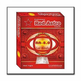 Red Astro Pro. 8.0 [Lal Kitabs No 1 Software]