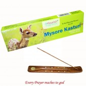 Mysore Kasturi Agarbatti with Holder