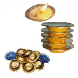 Pure Ghee Diyas For Rituals