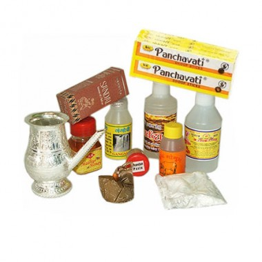 Abhishek Holy Water Bath Kit