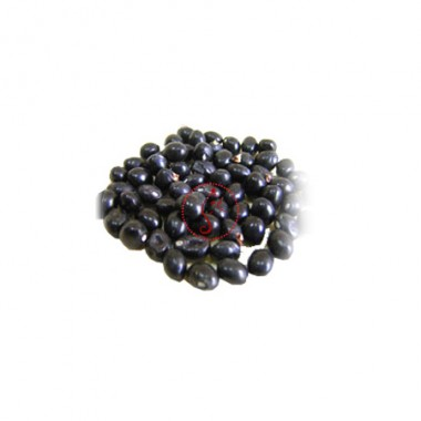 Chirmi Beads for Goodluck - Black