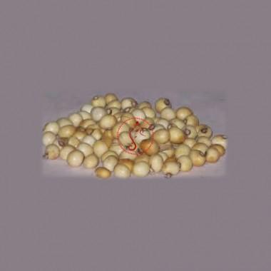 White Chirmi Beads