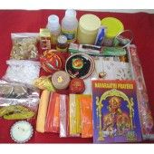 Goddess Durga Pooja Kit