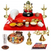Shree Ganesh Puja Kit