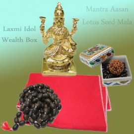Laxmi Mantra Japa Kit