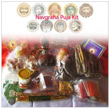Navgraha Havan Pooja Kit
