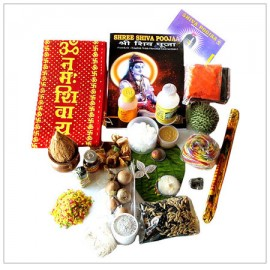 Lord Shiva Pooja Kit