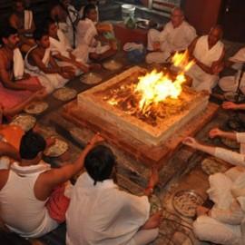Bhumi Devi Gayatri Mantra Siddhi Japa & Yagna
