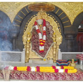 Sai Baba Temple Prasadam, Shirdi