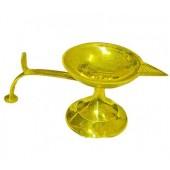 Aarti Pooja Lamp in Brass