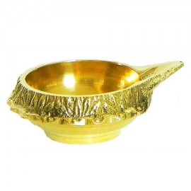 Dhan Kuber Lamp in Brass