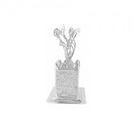 Tulsi Plant In German Silver
