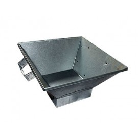 Havan Kund With Base In Aluminum