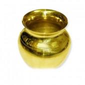 Kalash In Brass