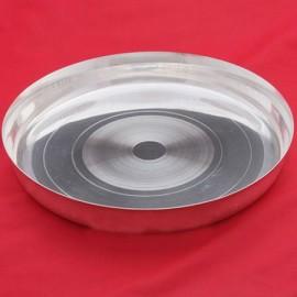 Dharmik Pooja Thali In German Silver