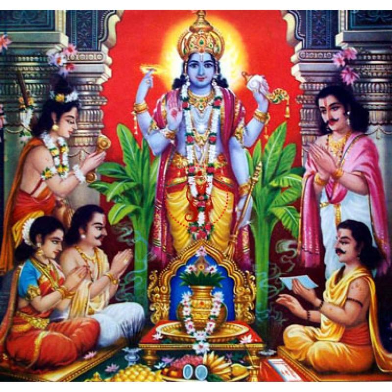 Satyanarayan katha in telugu download video