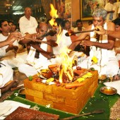 Akarshan Mahapooja & Yagna (Attraction Ritual)