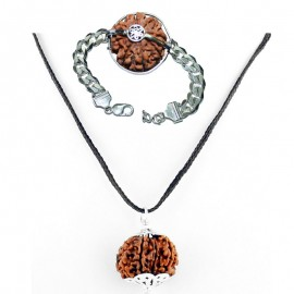 Rudraksha Sandhi for Attraction Power (Aakarshan Shakti)