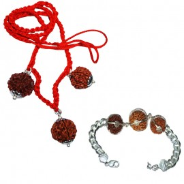 Rudraksha Sandhi for Creativity (Rachna Shakti)