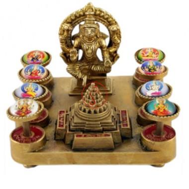 Ashtalakshmi Yantra Chowki