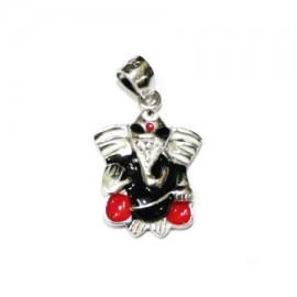 Vighneshvara Ganesh Locket In Silver
