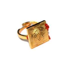 Meru Shree Yantra Ring